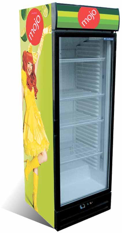 Холодильный шкаф Medium 605л (дверь стеклянная) - Tradeholod в Киевской области