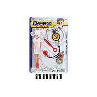 Набор Доктор 758-6 на планшетке