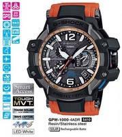 Оригинальные наручные часы Casio GPW-1000-4AER