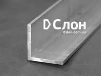 Уголок алюминиевый 30*30*2