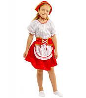 Костюм Красной шапочки (4 - 8 лет)
