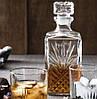 Набор для виски декантер и 6 стаканов Италия Bormioli Rocco Selecta by Decos, фото 2