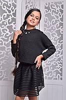 Нарядная юбка для девочки, фото 1