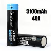 Аккумулятор для электронной сигареты EFAN IMR 18650 3100 mAh 40A