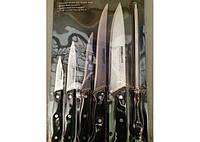 Набор ножей из 5шт с мусатом