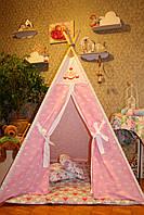 """Детский игровой домик, вигвам, палатка, шатер, шалаш """"Маленькая принцесса"""", фото 1"""