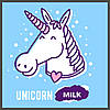 Ароматизатор Xi'an Taima Unicorn Milk