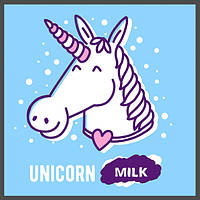 Ароматизатор Xi'an Taima Unicorn Milk, фото 1