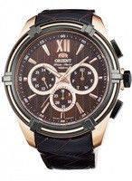 Оригинальные наручные часы Orient FUZ01005T
