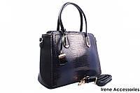 Элегантная женская сумка Bonilarti Oalenzi цвет синий