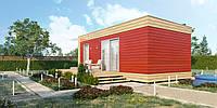 Каркасный дом Модерн-3, фото 1