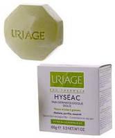 """Дерматологическое мыло """"мыло без мыла"""" Uriage Hyseac,100 г"""