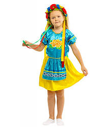 Костюм Украиночки (5 - 10 лет)