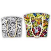"""Набір креативної творчості """"My Color Bag"""" сумка-розмальовка (5), CОВ-01-01, 02, 03 ДАНКО ТОЙС"""