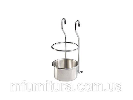 Полка для приборов или подсолнечного масла / хром / РС16