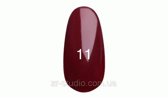 Гель лак Kodi professional 7мл. №11 (Гнилая вишня. С перламутром)