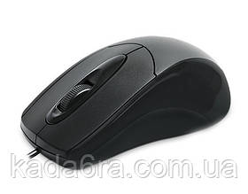 Мышь REAL-EL RM-207 проводная black USB