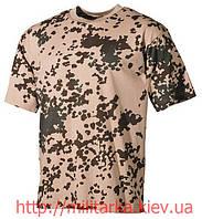 Футболка камуфляжная MFH US T-Shirt тропентарн