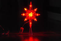 Верхушка светодиодная на новогоднюю елку