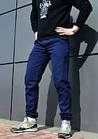 Мужские штаны карго Titan синие