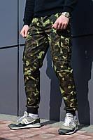 Мужские штаны карго Jogger камуфляж