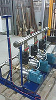 Насосная станция на базе насосных агрегатов Сalpeda MXH 204