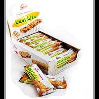 Упаковка из 24 шт батончиков мультизлаковых  Easy Life  с курагой