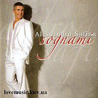Музыкальный сд диск ALESSANDRO SAFINA Sognamі (2007) (audio cd)