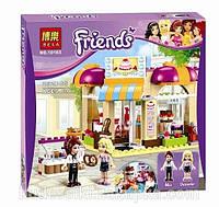 Конструктор Bela Friends 10165 Центральная кондитерская 252 детали (аналог LEGO Friends 41006)