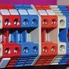 Клемма винтовая ETI,  VS 35PA, 35 mm2, красная, 3901159