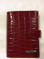 Кожаная обложка на паспорт и документы