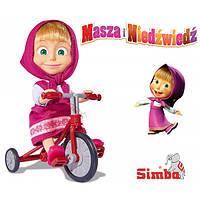 Кукла Маша на велосипеде Simba 9302059