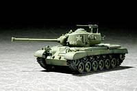 Сборная модель танка M46 PATTON  1/72