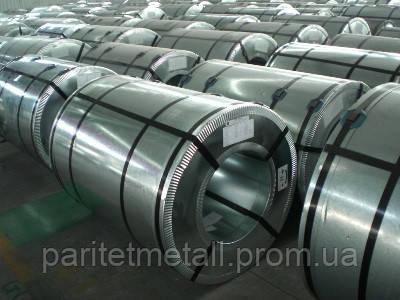 Рулон стальной холоднокатаный 0,8