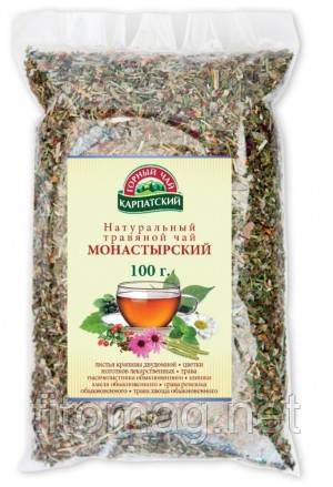 Монастырский (очищающий) 100г