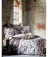 Комплект постельного белья 200х220   KARACA HOME 2017 сатин DELMARE BORDO