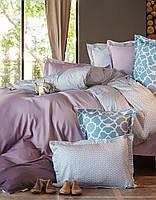 Комплект постельного белья 200х220   KARACA HOME 2017 сатин ORVA MOR