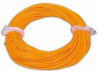Шнур нахлыстовый Lineaeffe 30.48м плавающий (оранжевый)  DT5