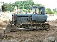 Услуги бульдозера ДТ-75, планировка терреторий, земляные работы