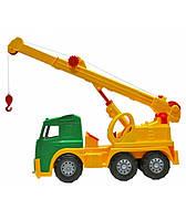 Игрушка Огромная Машинка Dickie Toys Кран 50 см , 3315246