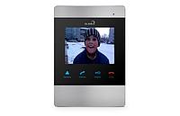 Монитор видеодомофона Slinex SM-04M silver