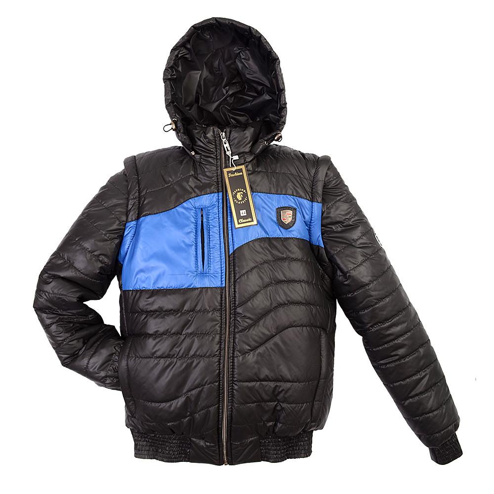 Куртка - жилетка подростковая, рост 134-158