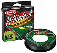 Шнур Berkley Whiplash Pro Green 110 m 0,10 мм, 30Lb/14.10 кг