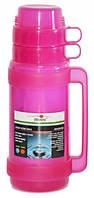 Термос Stenson (1 л) для напитков DB218T HZT /04-3, фото 1