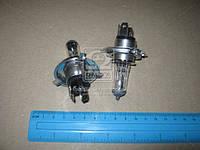 Лампа накаливания H4 12V 60/55W P43t-38 Vision +30 (2шт. комп.) (Производство Philips) 12342PRC2