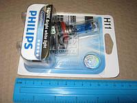 Лампа накаливания H11 12V 55W PGJ19-2 Cristal Vision 1шт blister 4300K (Производство Philips) 12362CVB1
