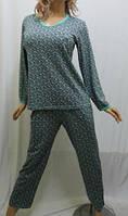 Пижама женская с длинным рукавом и длинными брюками Камилла