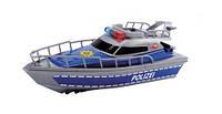 Лодка Полиция на батарейках Dickie 3714004