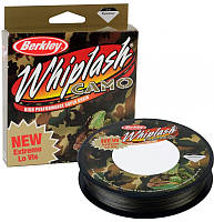 Шнур Berkley Whiplash Camo 110 m 0,06 мм, 25Lb/10.60 кг