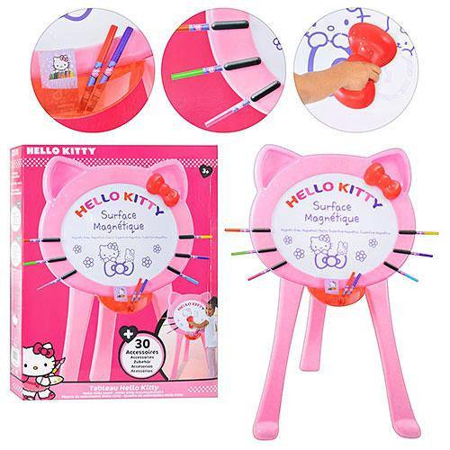 Детский развивающий мольберт Hello Kitty